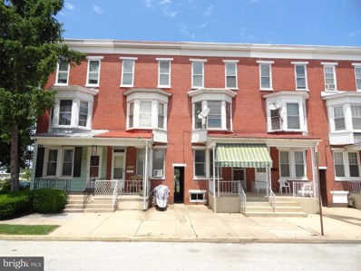 605 York Street, York, PA 17403 - MLS#: 1001784314