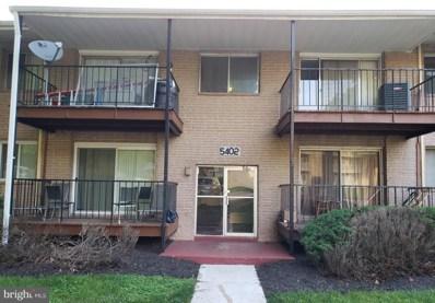 5402 85TH Avenue UNIT 204, New Carrollton, MD 20784 - MLS#: 1001784810