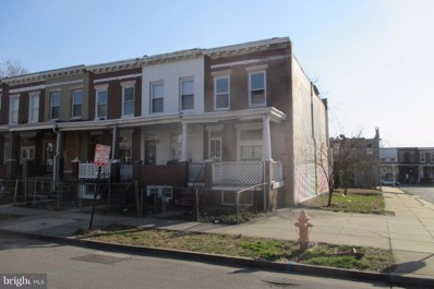 1703 Homestead St., Baltimore, MD 21218 - MLS#: 1001784936