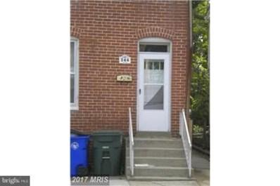 344 Madison Street, Frederick, MD 21701 - MLS#: 1001785010
