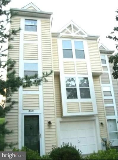 3421 Orange Grove Court, Ellicott City, MD 21043 - MLS#: 1001785018