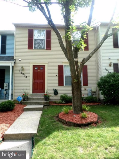 16303 Pennsbury Way, Bowie, MD 20716 - MLS#: 1001785348