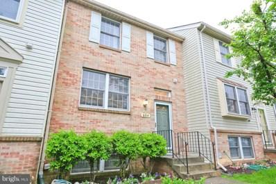 6314 Mary Todd Lane, Centreville, VA 20121 - MLS#: 1001785596