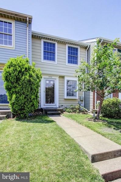 14722 Crosswood Terrace, Burtonsville, MD 20866 - MLS#: 1001785698