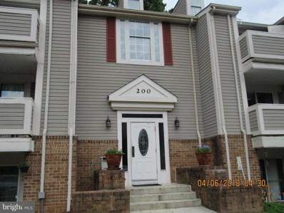 202 Long Cove Lane UNIT B, Baltimore, MD 21221 - MLS#: 1001785768