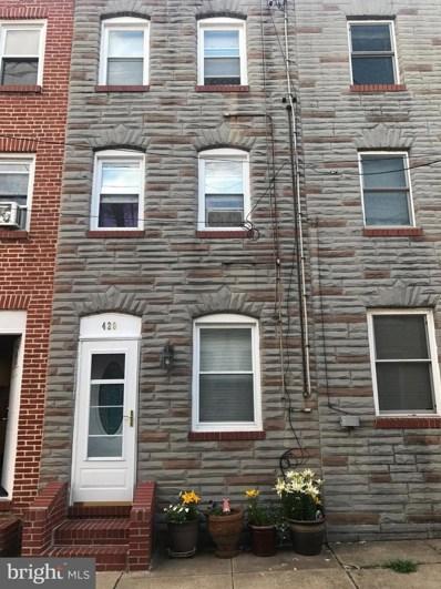 420 Durham Street S, Baltimore, MD 21231 - #: 1001788680