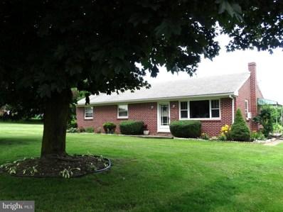 1167 Boyer Mill Road, Chambersburg, PA 17202 - #: 1001788954