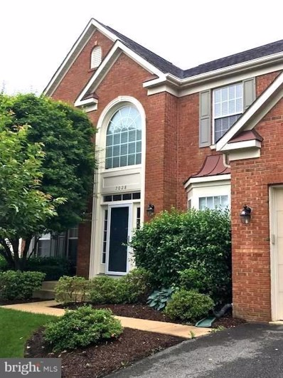 7028 Clifton Knoll Court, Alexandria, VA 22315 - MLS#: 1001789182