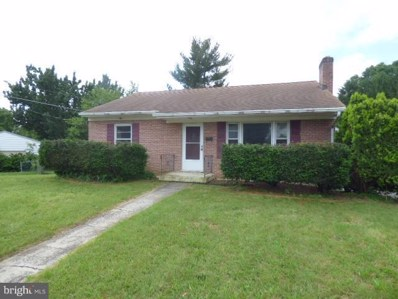 303 Columbia Avenue, Hagerstown, MD 21742 - MLS#: 1001790476