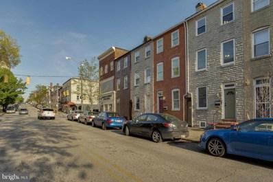 1739 Lombard Street, Baltimore, MD 21231 - MLS#: 1001792830