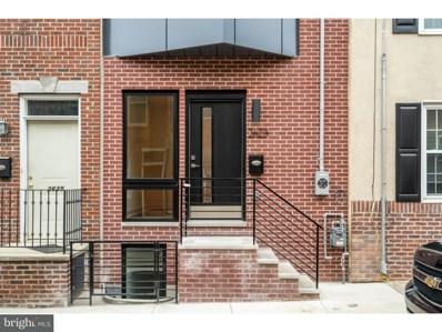 2623 Catharine Street, Philadelphia, PA 19146 - MLS#: 1001793098