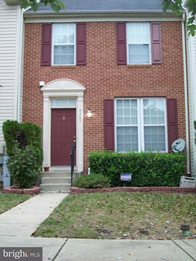 4307 Begonia Drive, Bowie, MD 20720 - MLS#: 1001793571