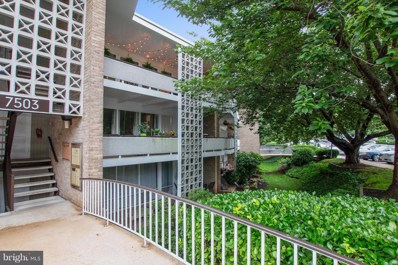 7503 Spring Lake Drive UNIT D-2, Bethesda, MD 20817 - MLS#: 1001794184