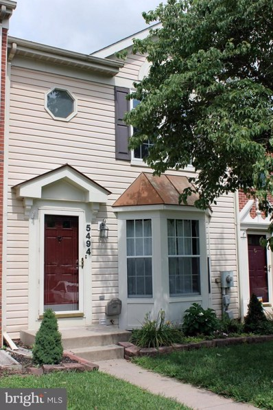 5494 Prince William Court, Frederick, MD 21703 - MLS#: 1001794214