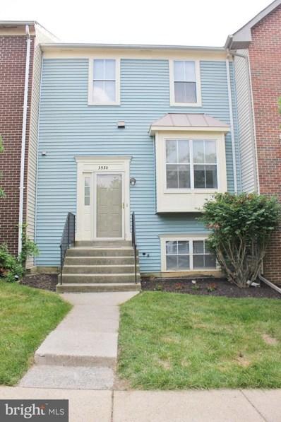 3530 Vintage Spring Terrace, Olney, MD 20832 - MLS#: 1001794894