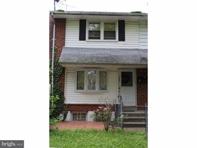 3361 Carter Lane, Chester, PA 19013 - MLS#: 1001795198