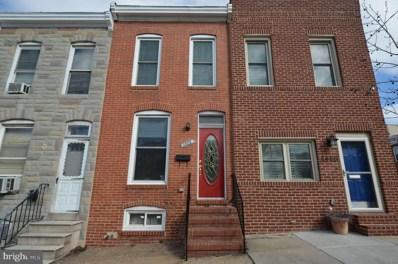 3428 Dillon Street, Baltimore, MD 21224 - MLS#: 1001795351