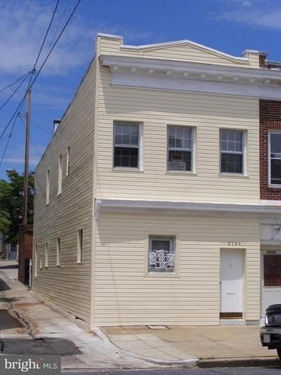 2124 Presbury Street, Baltimore, MD 21217 - MLS#: 1001795863