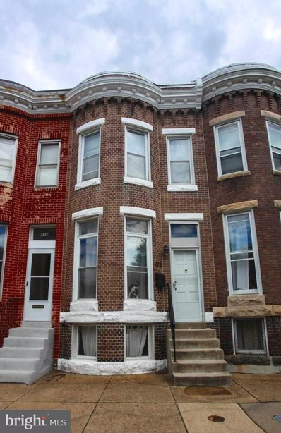 816 35TH Street W, Baltimore, MD 21211 - MLS#: 1001796266