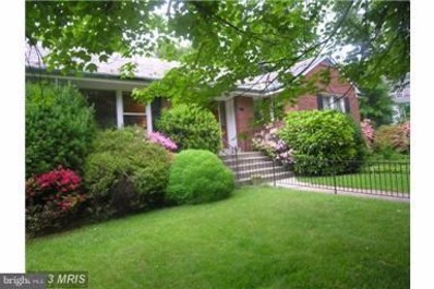 5607 Belmont Avenue, Chevy Chase, MD 20815 - MLS#: 1001796314