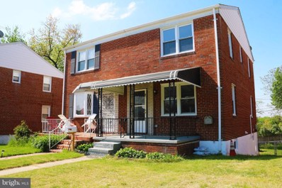 4513 Marx Avenue, Baltimore, MD 21206 - MLS#: 1001796326