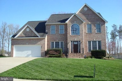 12009 Enchanted Court, Fredericksburg, VA 22407 - MLS#: 1001797468