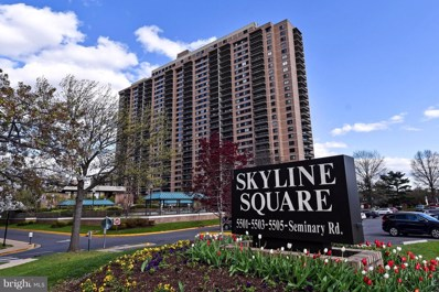 5501 Seminary Road UNIT 1209S, Falls Church, VA 22041 - MLS#: 1001798068