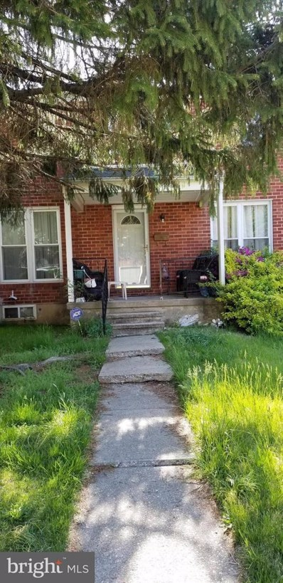5527 Silverbell Road, Baltimore, MD 21206 - MLS#: 1001798440