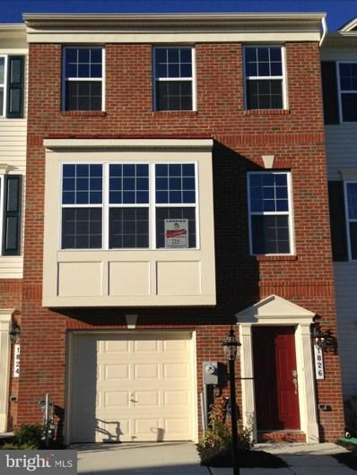 1826 Encore Terrace, Severn, MD 21144 - MLS#: 1001798528