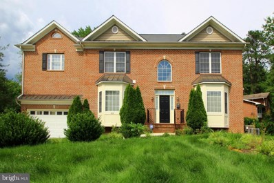 610 Meadow Lane SW, Vienna, VA 22180 - MLS#: 1001798842