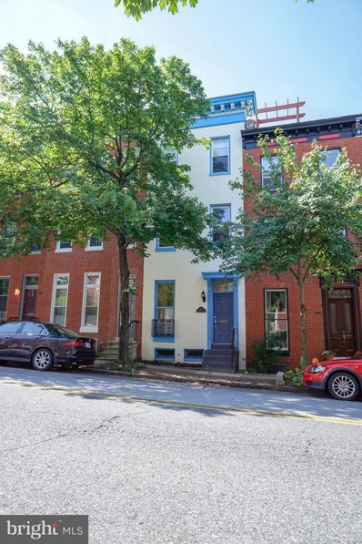 2125 Lombard Street, Baltimore, MD 21231 - MLS#: 1001798860