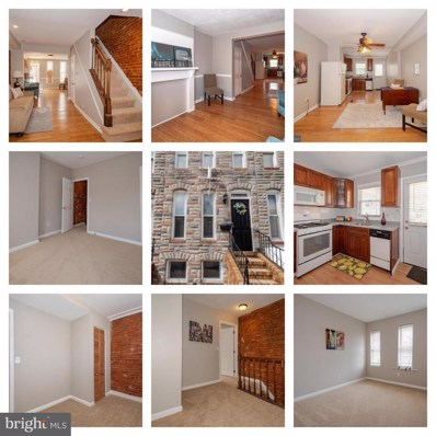 1215 Cross Street, Baltimore, MD 21230 - MLS#: 1001798898