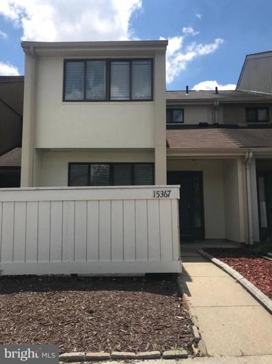 15367 Grist Mill Terrace, Woodbridge, VA 22191 - MLS#: 1001799230