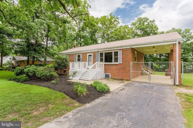 9302 Surratts Manor Drive, Clinton, MD 20735 - MLS#: 1001800874