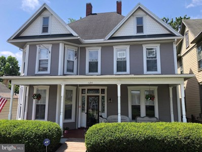 124 Main Street, Middletown, MD 21769 - MLS#: 1001801144