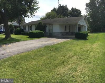 303 2ND Street S, Woodsboro, MD 21798 - MLS#: 1001801680