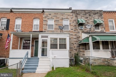 516 Maude Avenue, Baltimore, MD 21225 - #: 1001802424