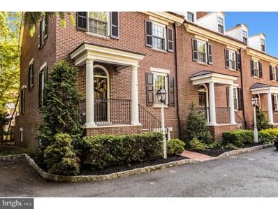 14 E 3RD Street UNIT D, Moorestown, NJ 08057 - #: 1001802540