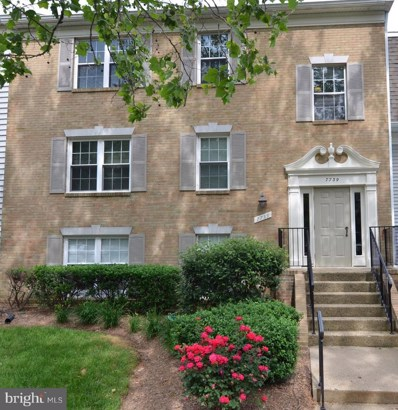 7739 Inversham Drive UNIT 183, Falls Church, VA 22042 - MLS#: 1001803954