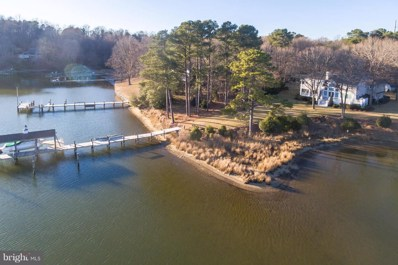 1261 Commodore Barney Road, Saint Leonard, MD 20685 - MLS#: 1001804696