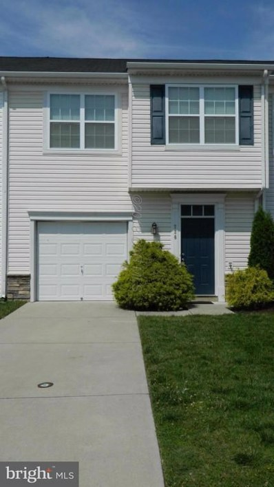 236 Garrison Way, Fruitland, MD 21826 - MLS#: 1001805606
