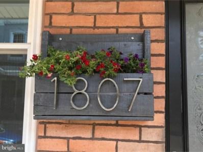 1807 Gladstone Street, Philadelphia, PA 19145 - MLS#: 1001806294