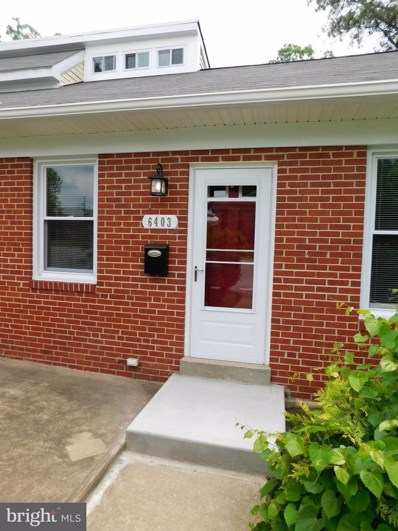 6403 Walther Avenue, Baltimore, MD 21206 - MLS#: 1001806672