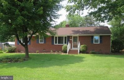 607 Culpeper Street, Fredericksburg, VA 22405 - MLS#: 1001807002