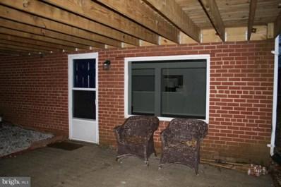 1100 Broadview Road, Fort Washington, MD 20744 - MLS#: 1001807442