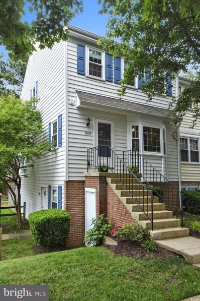 1600 W Bancroft Lane UNIT 136, Crofton, MD 21114 - MLS#: 1001807538