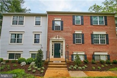 12008 Golf Ridge Court UNIT 202, Fairfax, VA 22033 - MLS#: 1001807642