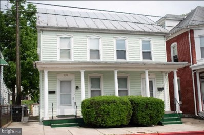318 N Mulberry Street, Hagerstown, MD 21740 - MLS#: 1001808200