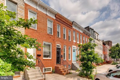 1126 Carroll Street, Baltimore, MD 21230 - MLS#: 1001808248