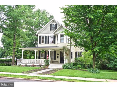 92 W Broad Street, Hopewell, NJ 08525 - MLS#: 1001808520
